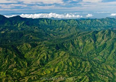 Cordillera Central, aerea norte - Ricardo Briones