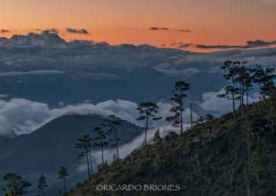 Desde Pajón Blanco, Parque Nacional Valle Nuevo - Ricardo Briones