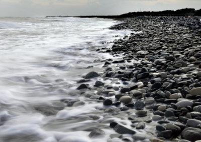 Area de marea, Playas de Meganito, Las Salinas, Bani, RD - Leo Salazar